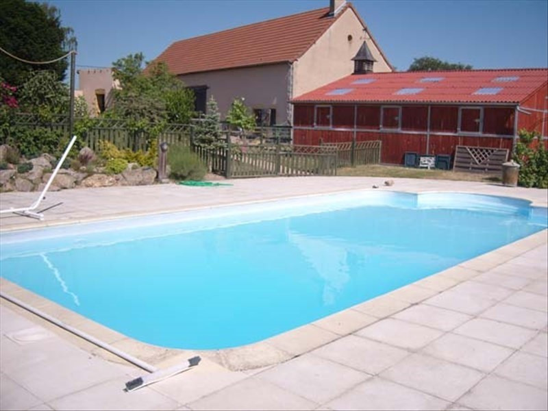 Vente maison / villa Marcigny 268000€ - Photo 10