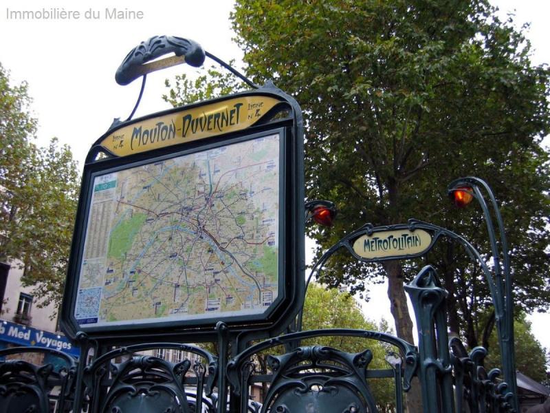 Vente Boutique Paris 14ème 0