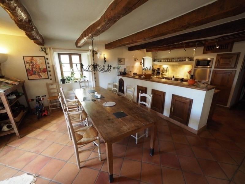 Immobile residenziali di prestigio casa Lussan 1092000€ - Fotografia 9