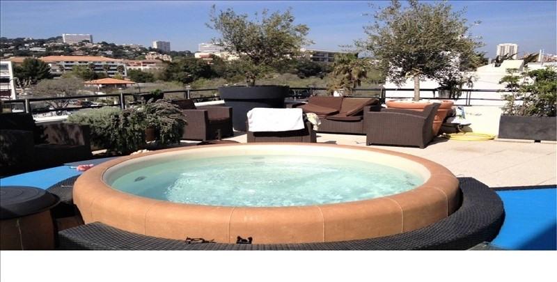 Verkoop  appartement Marseille 8ème 439000€ - Foto 3