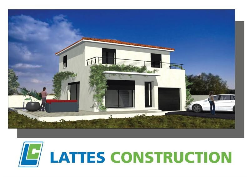 Maison  4 pièces + Terrain 295 m² Mudaison par LATTES CONSTRUCTION