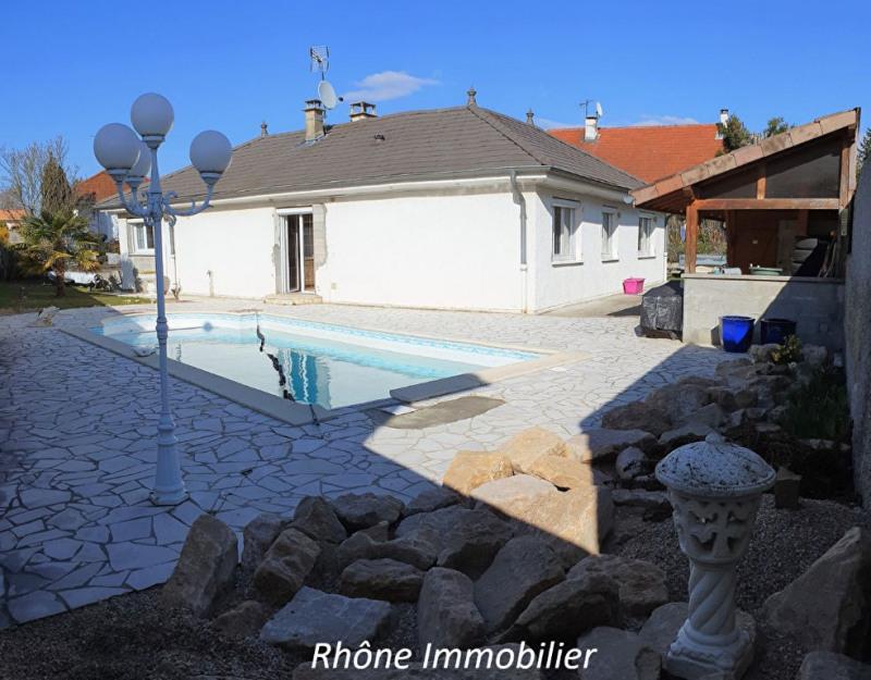 Vente maison / villa Meyzieu 549000€ - Photo 2