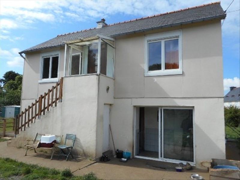 Sale house / villa Begard 60500€ - Picture 1