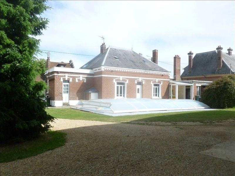 Sale house / villa Peronne 274000€ - Picture 1