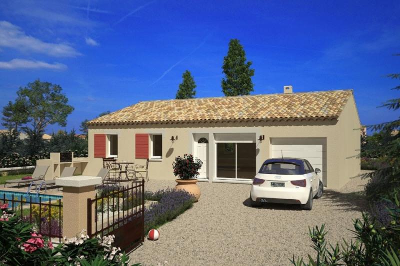 Maison  5 pièces + Terrain 500 m² Saint-Antonin-du-Var par LES MAISONS DE MANON BRIGNOLES