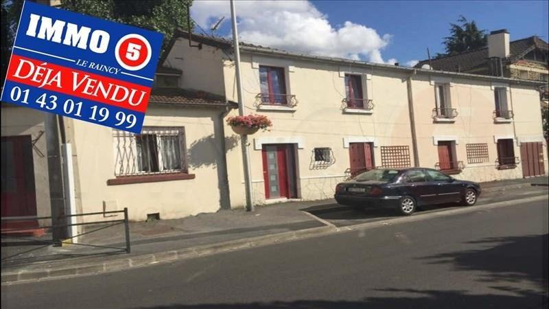 Investment property building Villemomble 499900€ - Picture 1