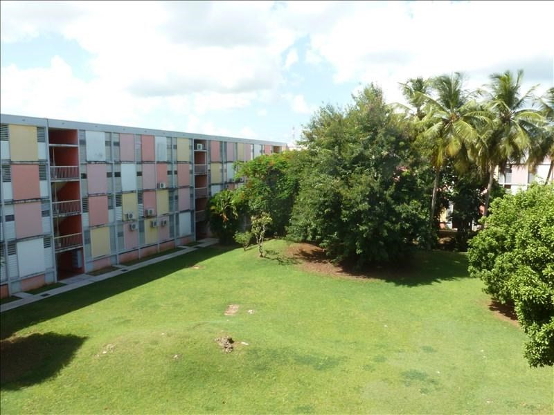 Investment property apartment Les abymes 91650€ - Picture 1