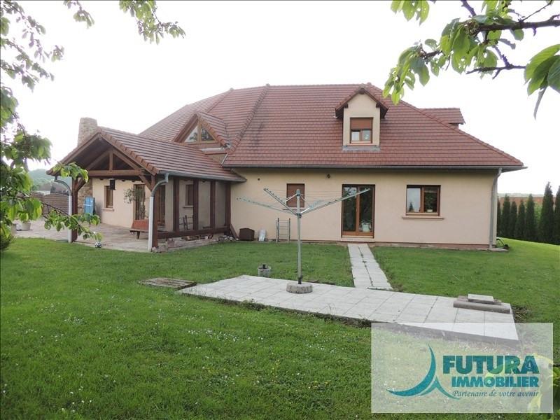 Sale house / villa Montbronn 339000€ - Picture 2