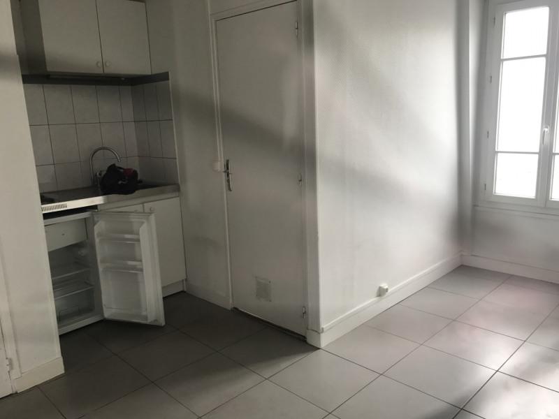Rental apartment Levallois-perret 1312€ CC - Picture 1