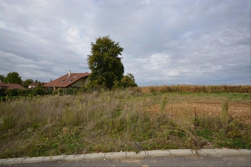 Vente terrain Montceau 142000€ - Photo 1