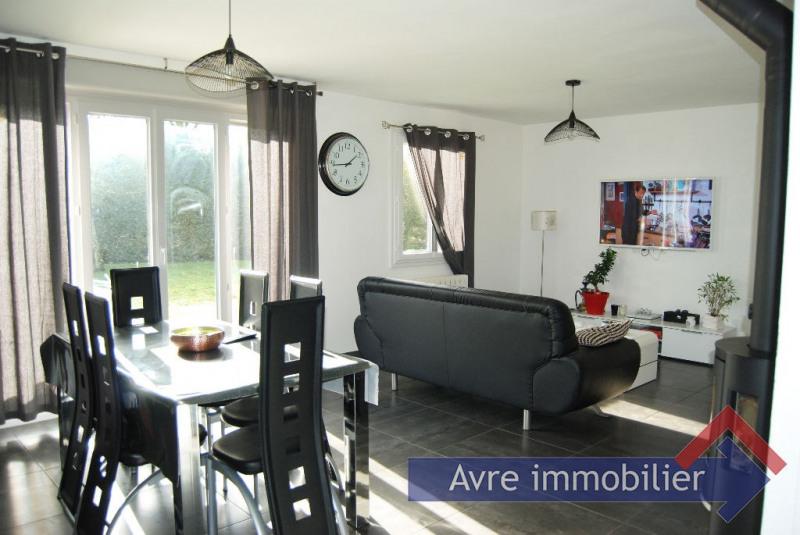 Sale house / villa Verneuil d avre et d iton 132000€ - Picture 3