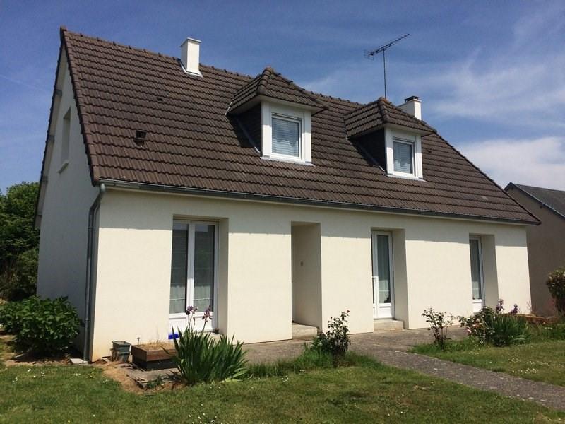 Location maison / villa Gratot 625€ CC - Photo 1