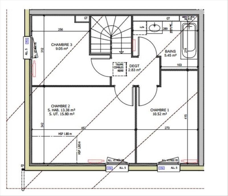 Sale house / villa Cranves sales 329500€ - Picture 3