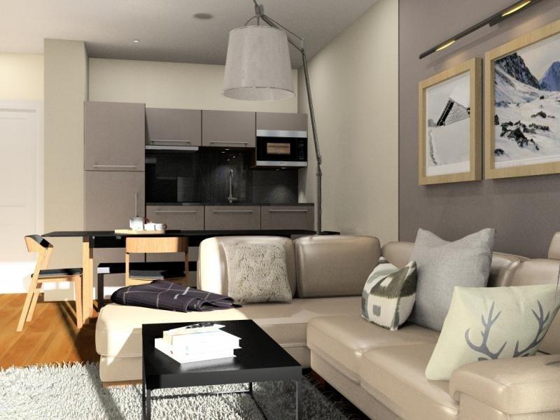 Vente appartement Bagneres de luchon 209125€ - Photo 2