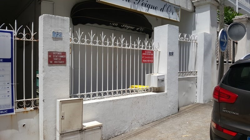 Location local commercial St denis 650€ CC - Photo 3