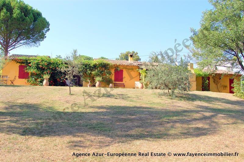 Vente de prestige maison / villa Le canton de fayence 875000€ - Photo 7