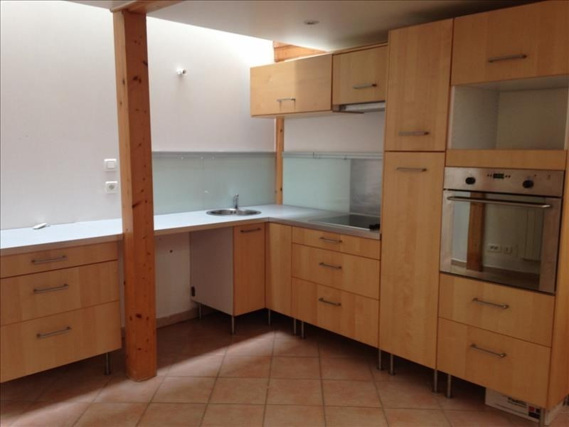 Sale apartment Vienne 118000€ - Picture 2