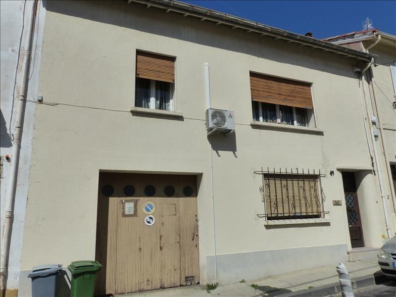 Venta  casa Beziers 130000€ - Fotografía 1