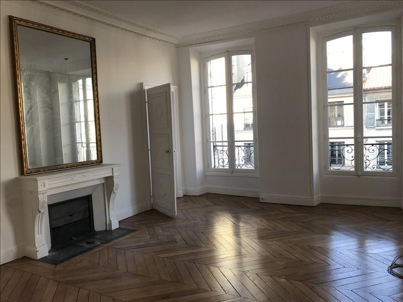 Rental apartment Versailles 3450€ CC - Picture 1