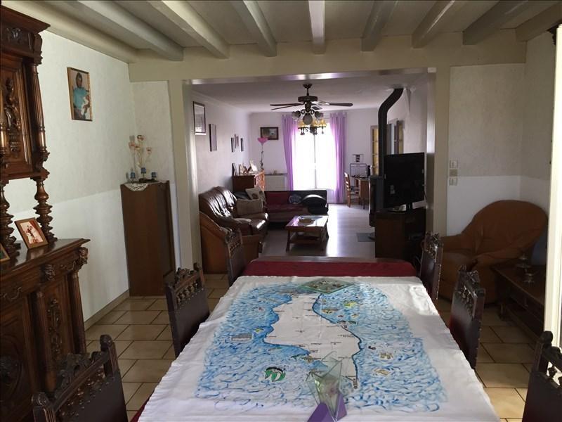 Vente maison / villa La villedieu du clain 265000€ - Photo 4