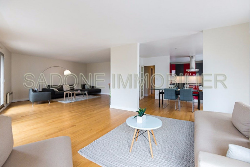 Appartement 158m² Saint James-Delabordère Neuilly sur Seine 92200 -