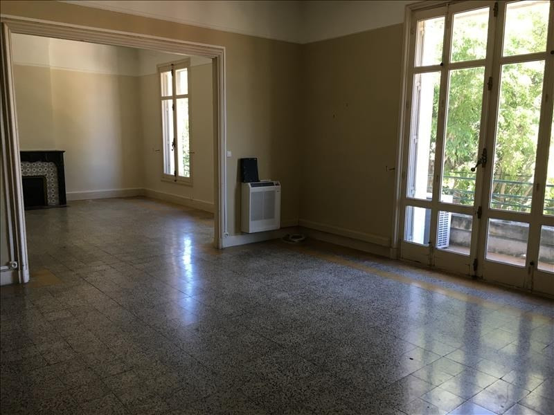 Rental apartment Nimes 1 300€ CC - Picture 1
