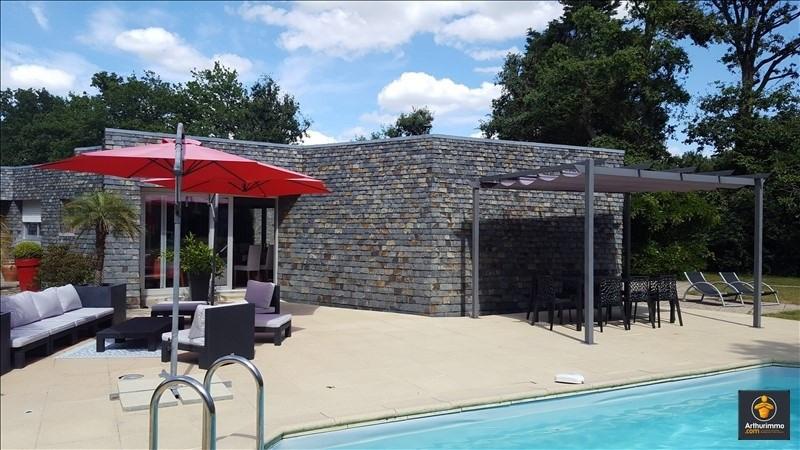 Vente de prestige maison / villa Plougoumelen 540750€ - Photo 3