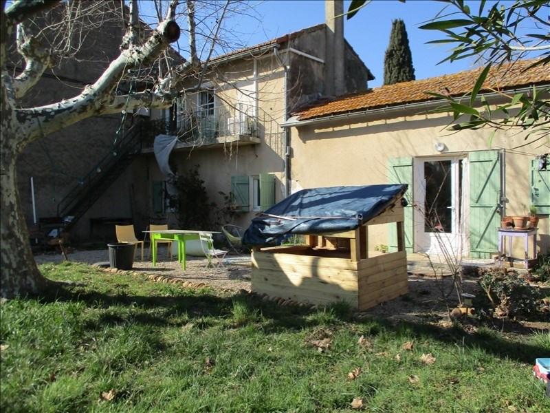 Rental house / villa St martin de crau 745€ CC - Picture 1