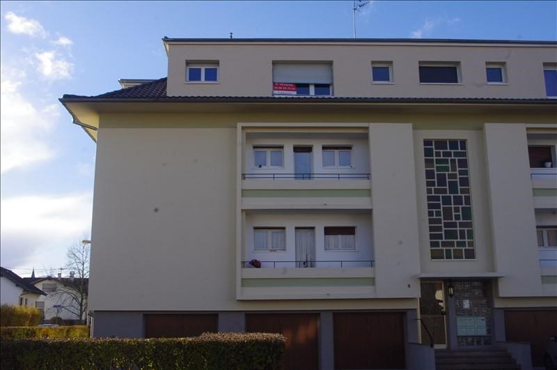 Vente appartement Lingolsheim 165 000€ - Photo 4