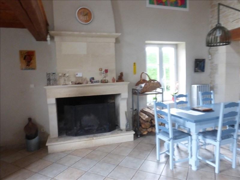 Deluxe sale house / villa Genouille 305000€ - Picture 2