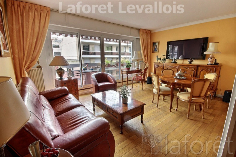 Vente appartement Levallois perret 563000€ - Photo 2