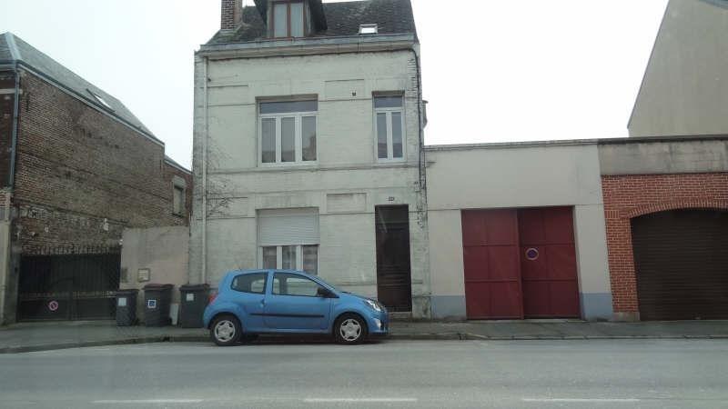 Vente immeuble St quentin 155200€ - Photo 1