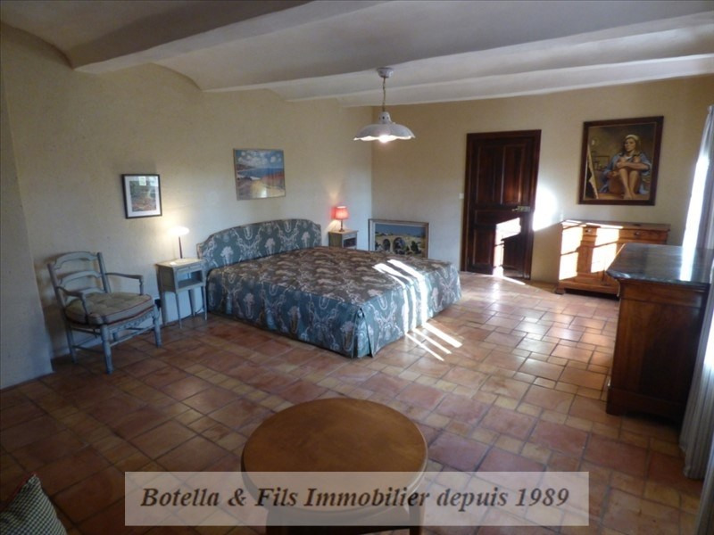 Vente de prestige maison / villa Barjac 699000€ - Photo 7