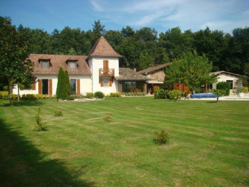 Vente maison / villa Montpon menesterol 374000€ - Photo 1