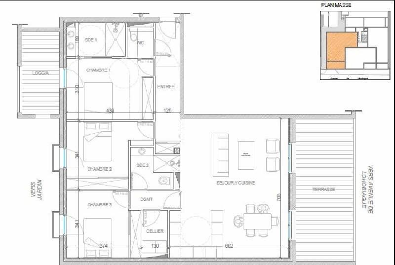 Vente de prestige appartement St jean de luz 913000€ - Photo 2