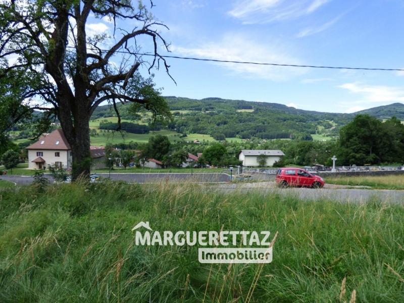 Vente terrain Villard 70000€ - Photo 2