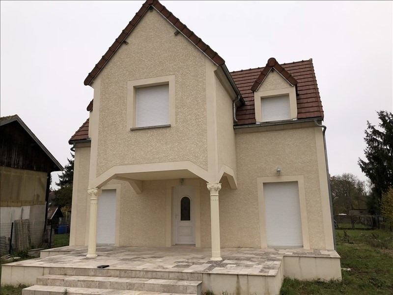 Sale house / villa Argenvieres 107 000€ - Picture 1