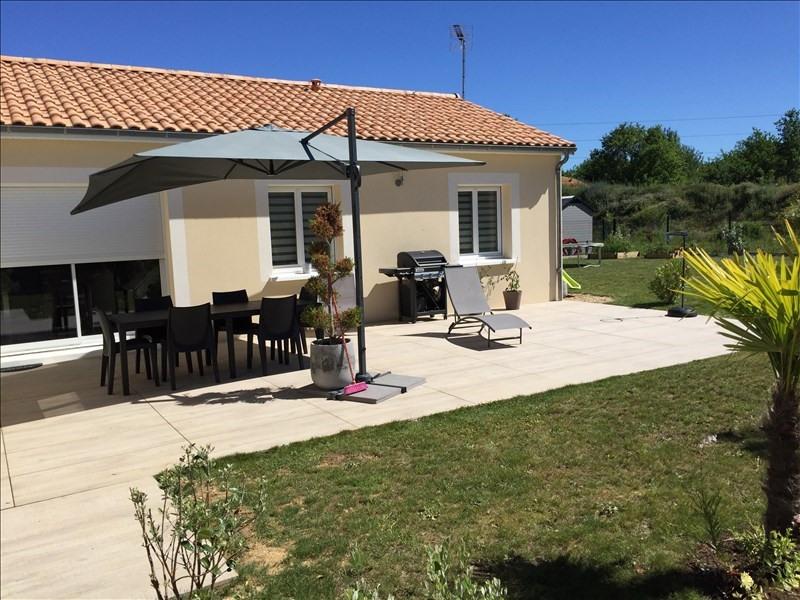 Vente maison / villa Poitiers 283500€ - Photo 2