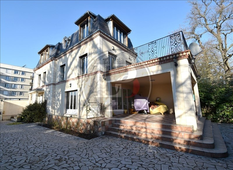 Venta de prestigio  casa St germain en laye 1130000€ - Fotografía 1