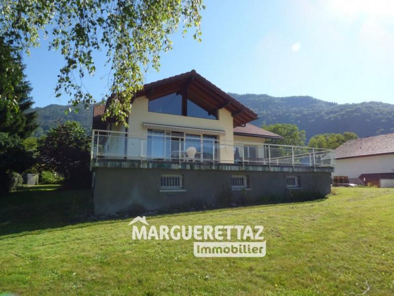Sale house / villa Ville-en-sallaz 448000€ - Picture 1