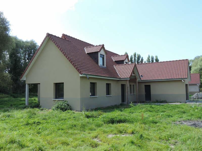 Vente maison / villa Favieres 383250€ - Photo 1