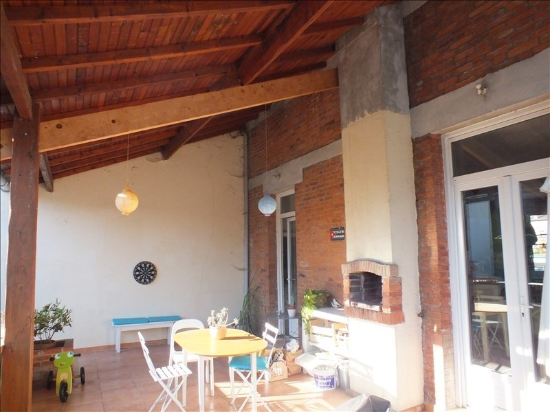 Rental house / villa Montauban 825€ CC - Picture 1