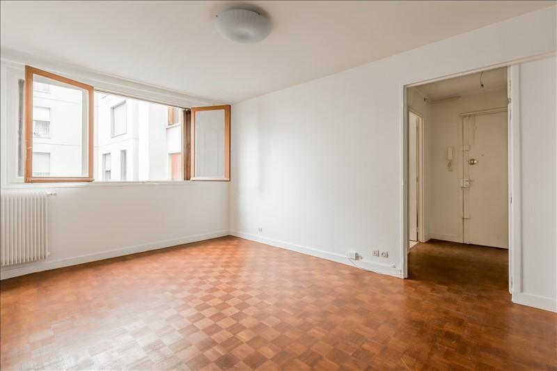 Verkoop  appartement Paris 15ème 460000€ - Foto 2