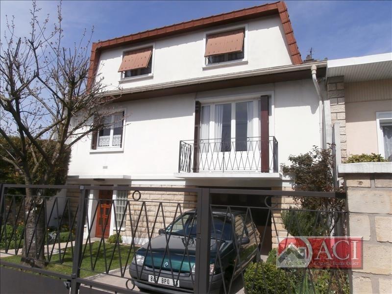 Vente maison / villa Montmagny 362250€ - Photo 1