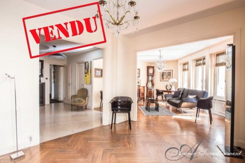 Vente de prestige appartement Lyon 6ème 650000€ - Photo 1