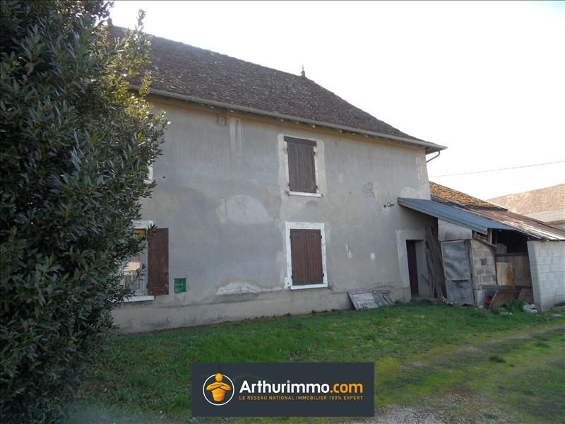 Vente maison / villa Morestel 148000€ - Photo 2