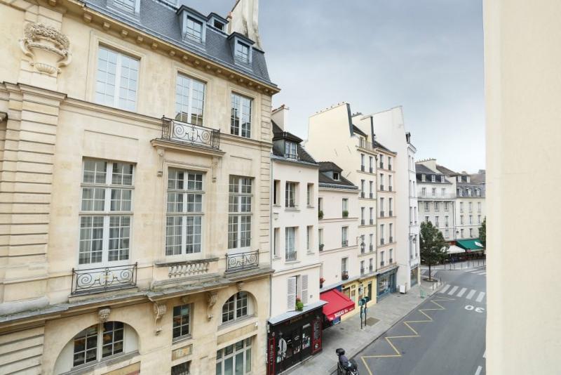 Vente de prestige appartement Paris 4ème 535000€ - Photo 9