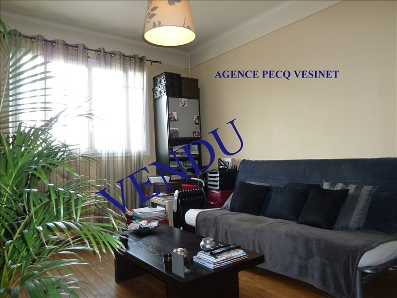 Vente appartement Le vesinet 205 000€ - Photo 1
