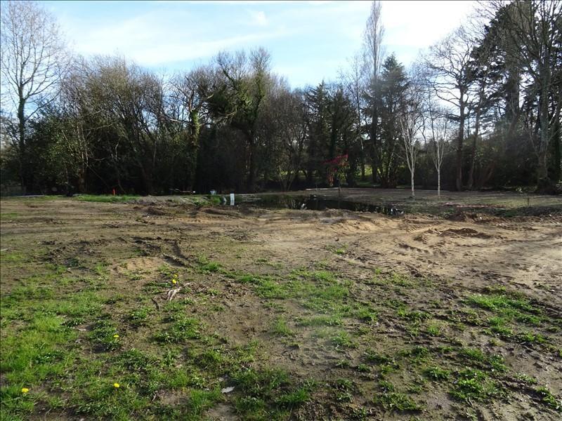 Vente terrain Fouesnant 108000€ - Photo 2