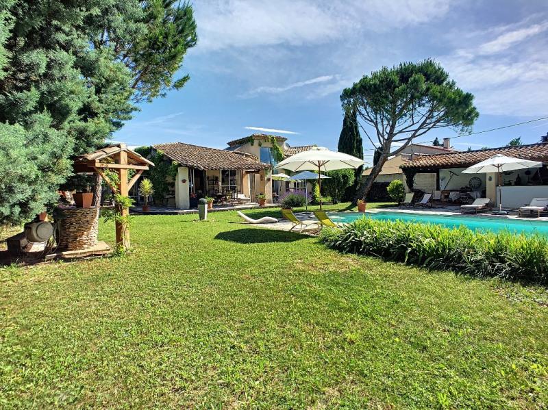 Vente maison / villa Rochefort du gard 455000€ - Photo 11